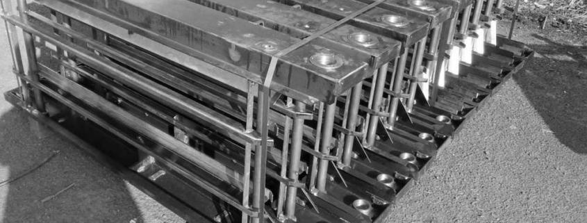 zámečnictví a kovovýroba - povrchová úprava kovů